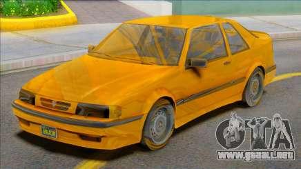 GTA V-style Imponte Bravura para GTA San Andreas