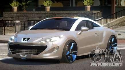 Peugeot 308 RC V1.1 para GTA 4