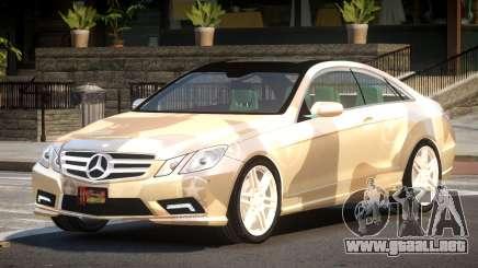 Mercedes E500 MS PJ2 para GTA 4