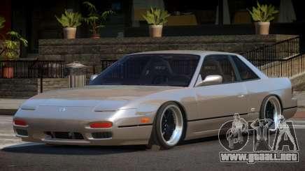 Nissan Onevia D-Tuning para GTA 4