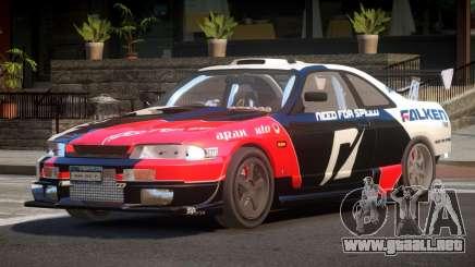 Nissan Skyline R33 RTI PJ3 para GTA 4
