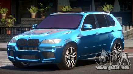 BMW X5M NR V1.0 para GTA 4