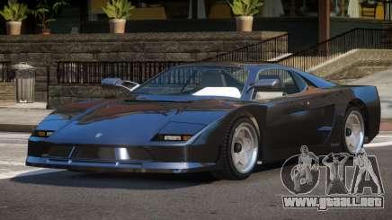 Grotti Turismo Classic para GTA 4