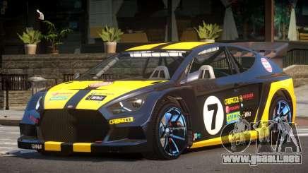 Vapid Flash GT PJ7 para GTA 4