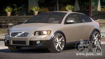 Volvo C30 HK para GTA 4