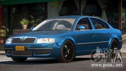 2005 Skoda SuperB B5 para GTA 4