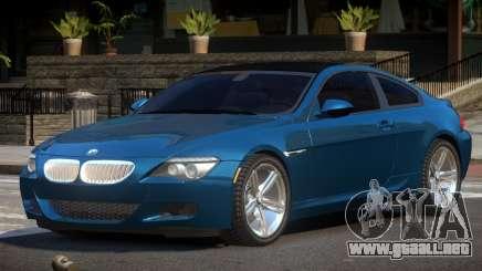 BMW M6 F12 ST para GTA 4