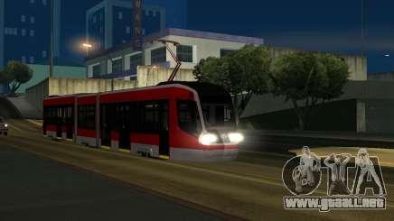 Tranvía 71-931 Caballero para GTA San Andreas