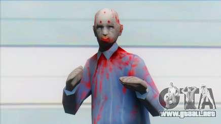 Zombie wmopj para GTA San Andreas