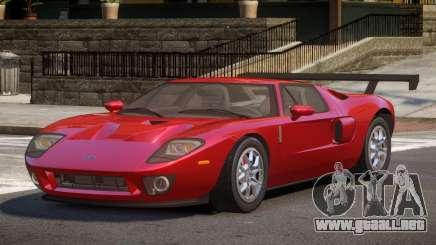 2004 Ford GT para GTA 4