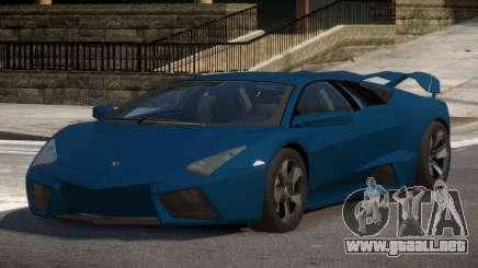 Lambor Reventon GRS para GTA 4