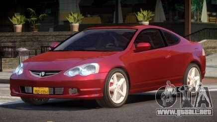 Acura RSX LS para GTA 4