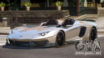 Lamborghini Aventador SP para GTA 4