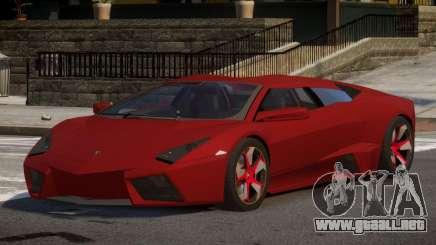 Lambor Reventon R-Tuned para GTA 4