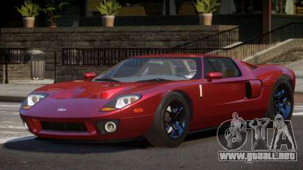2005 Ford GT para GTA 4