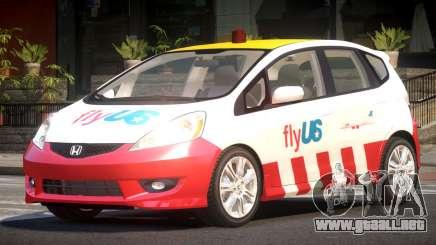 Honda Fit Fly Us para GTA 4