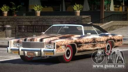 1978 Cadillac Eldorado PJ2 para GTA 4