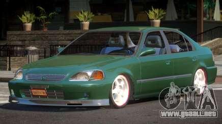 Honda Civic LRS para GTA 4