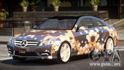 Mercedes E500 MS PJ6 para GTA 4
