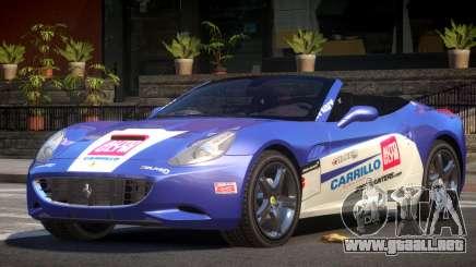 2013 Ferrari F149 PJ5 para GTA 4
