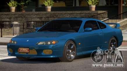 Nissan Silvia S15 V1.0 para GTA 4