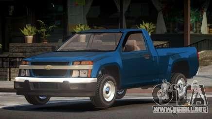 Chevrolet Colorado ST para GTA 4