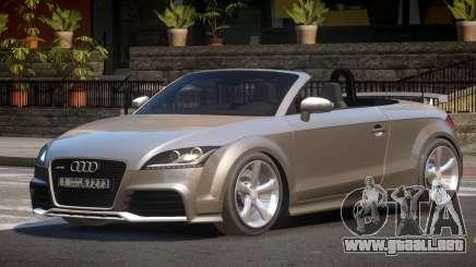 Audi TT RFSI V1.2 para GTA 4
