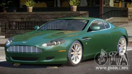 Aston Martin DB9 TR para GTA 4