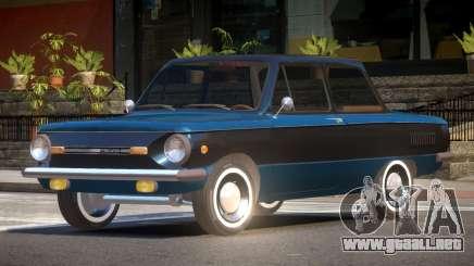 ZAZ 968M MR para GTA 4