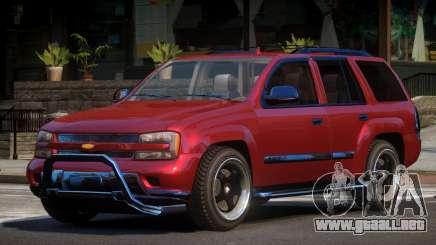 Chevrolet TrailBlazer ST para GTA 4