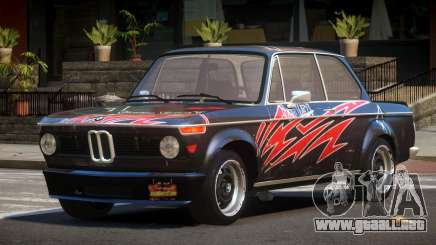 BMW 2002 R-Tuned PJ6 para GTA 4