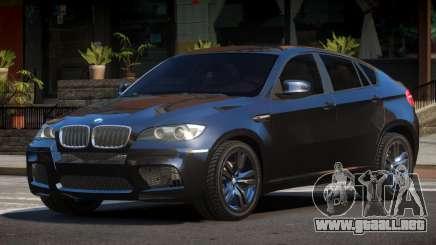 BMW X6 R-Tuned para GTA 4