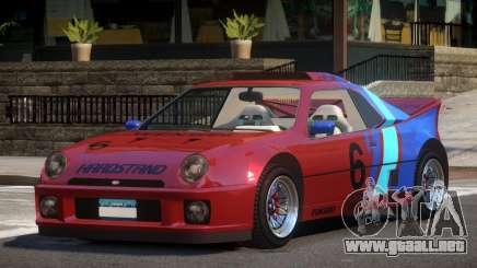 Vapid GB200 PJ7 para GTA 4