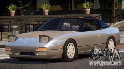 Nissan 240SX NR para GTA 4