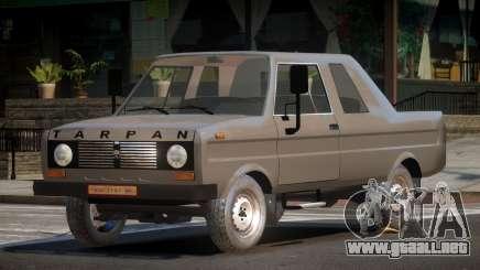 1989 FSR Tarpan para GTA 4