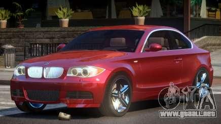 BMW 135i E82 para GTA 4