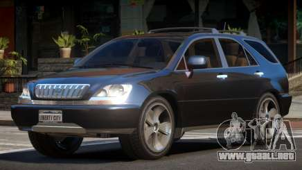 Lexus RX300 V1.2 para GTA 4