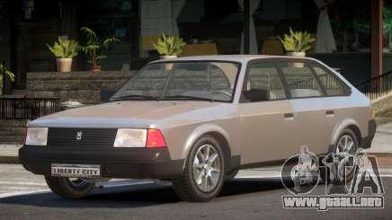 AZLK 2141 RS para GTA 4