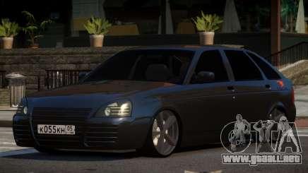 Lada Priora R-Tuning para GTA 4