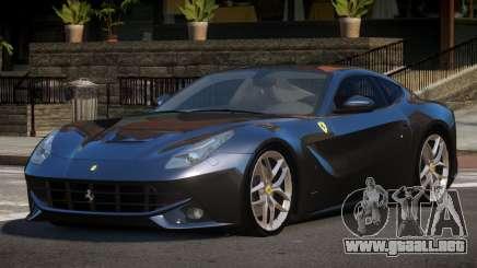 Ferrari F12 E-Style para GTA 4