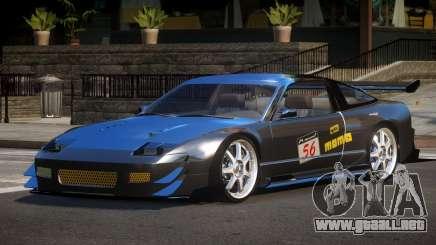 Nissan 240SX R-Tuned PJ7 para GTA 4