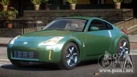 Nissan 350Z GS para GTA 4