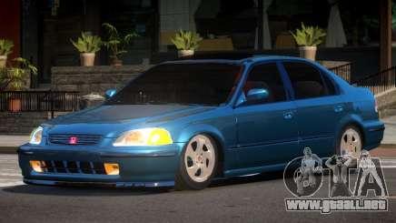 1999 Honda Civic VI para GTA 4