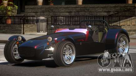 Caterham Superlight SR para GTA 4