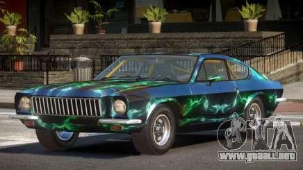 1978 Puma GTB PJ5 para GTA 4