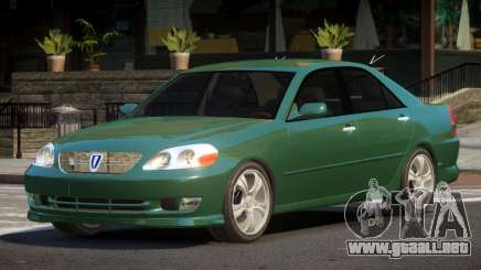 2002 Toyota Mark II 2.0 Grande para GTA 4