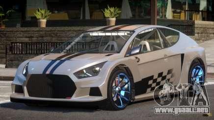 Vapid Flash GT PJ3 para GTA 4