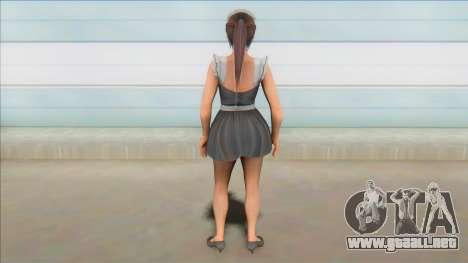 Hot Kokoro Maid para GTA San Andreas