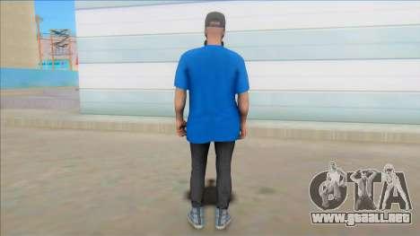 Skin GTA V Online V2 para GTA San Andreas