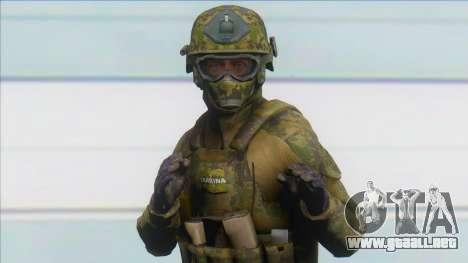 SEMAR FES para GTA San Andreas